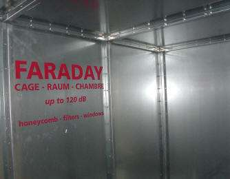 DIY Faraday Cages.
