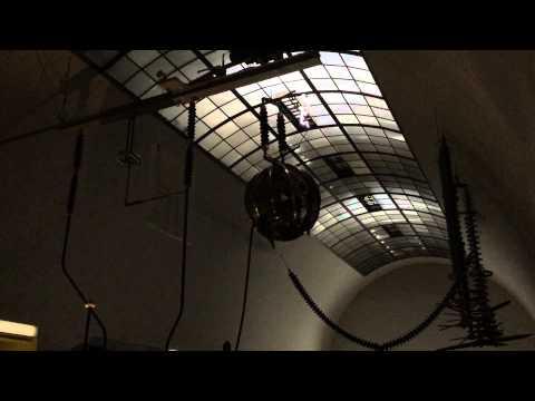 Hochspannung 3: Faraday'scher Käfig.
