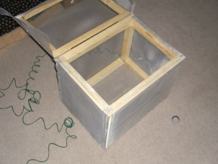 Instructable for Faraday Cage to protect electronics from EMP.
