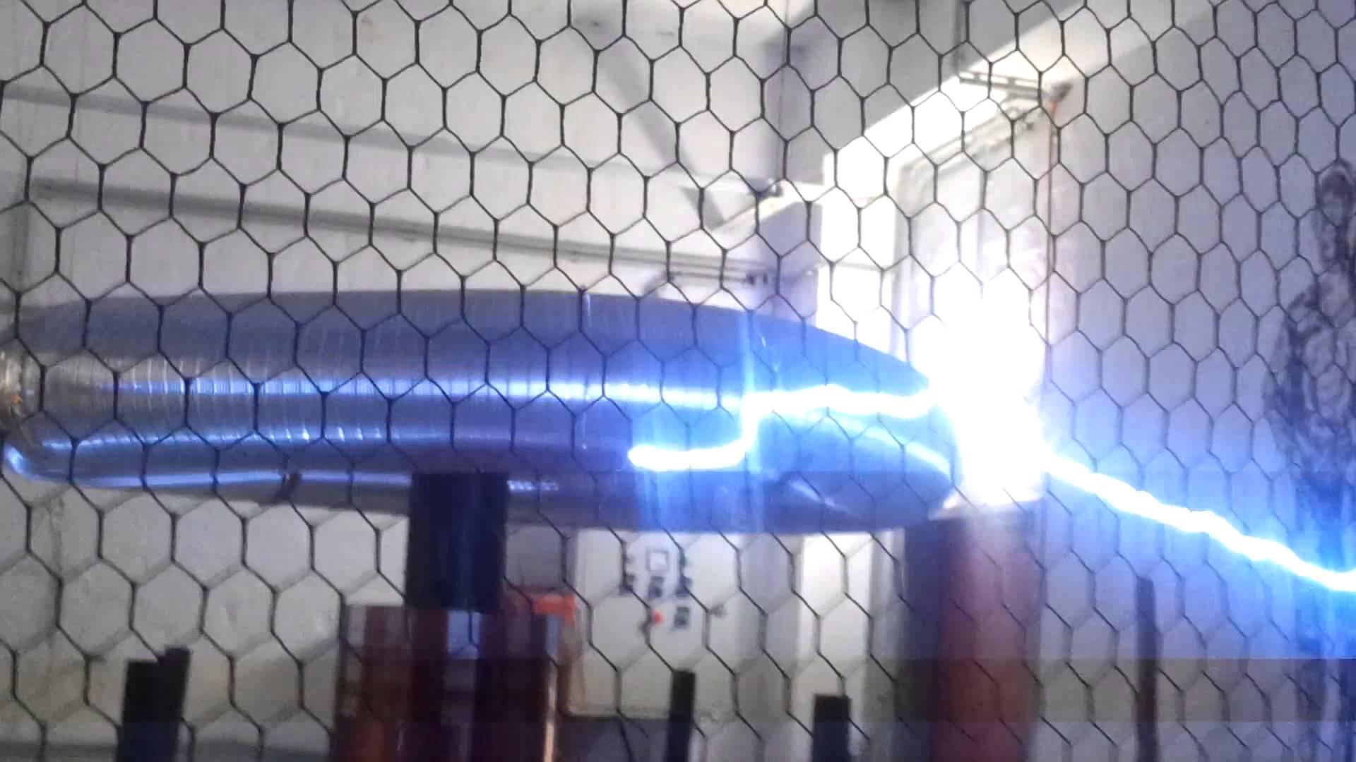 Faraday'scher Käfig 2.