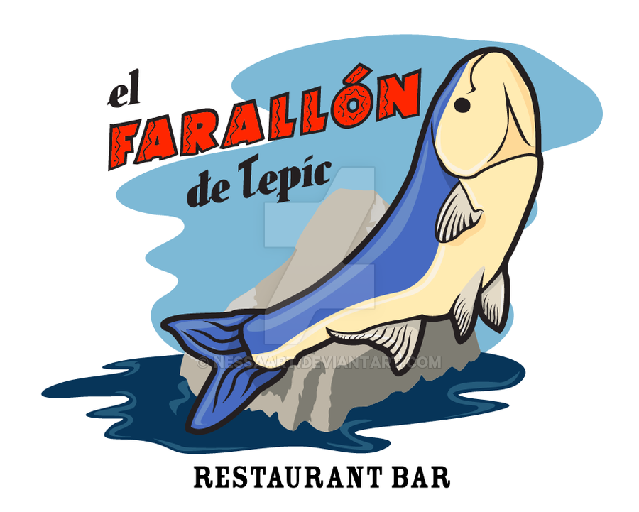 Logo El Farallon de Tepic by Nessaart on DeviantArt.