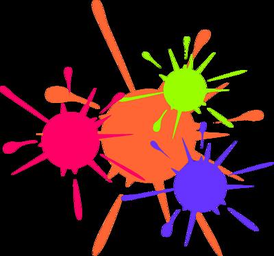 Paintball Clip Art.