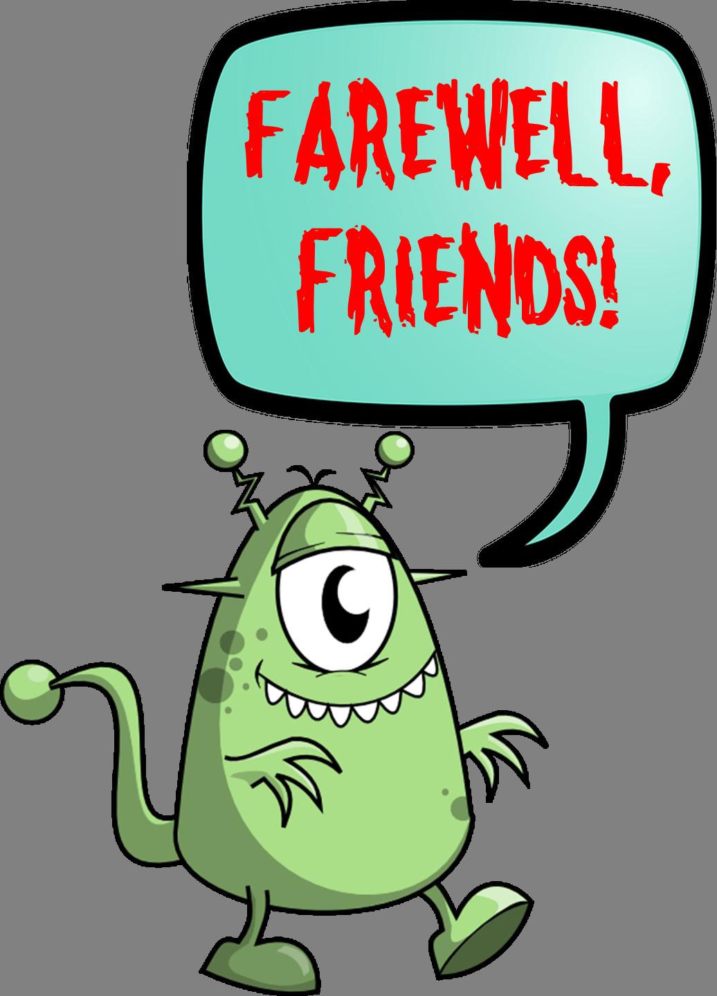 Farewell Clip Art Free.