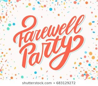 Goodbye party clipart 6 » Clipart Portal.