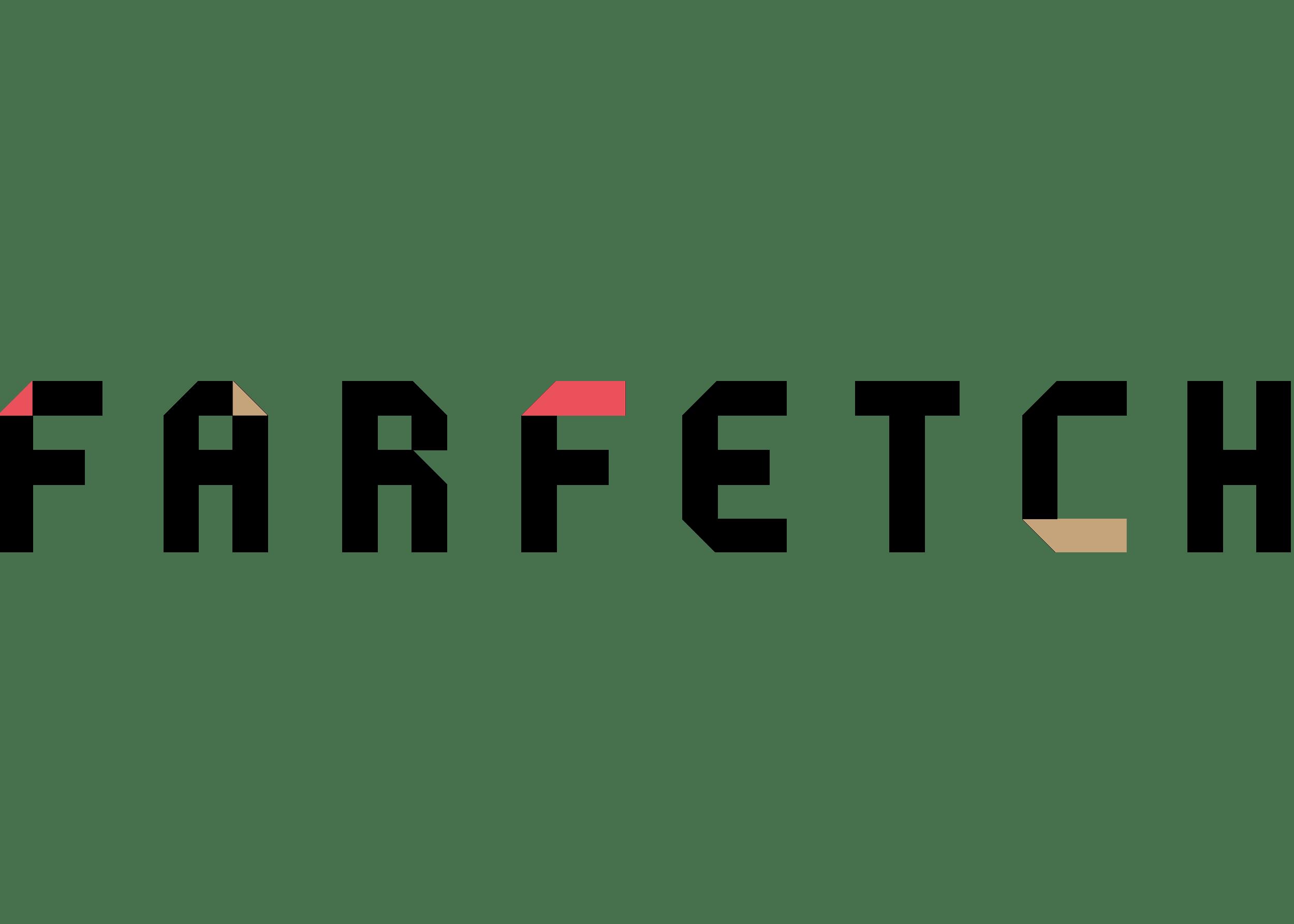 Farfetch Logo transparent PNG.