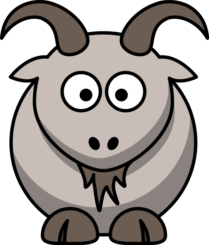 Baby Farm Animal Clipart.