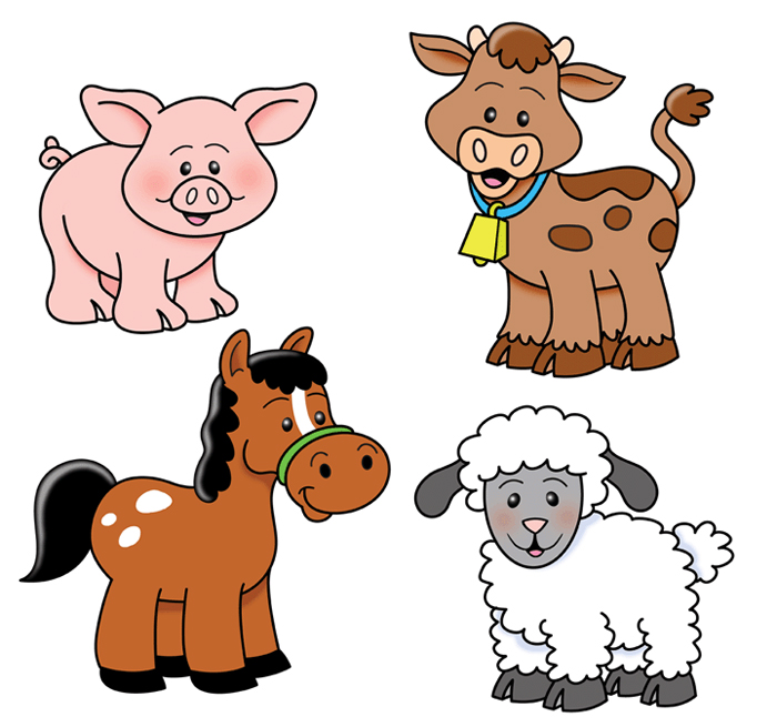 Farm animals clipart 20 free Cliparts | Download images on ...