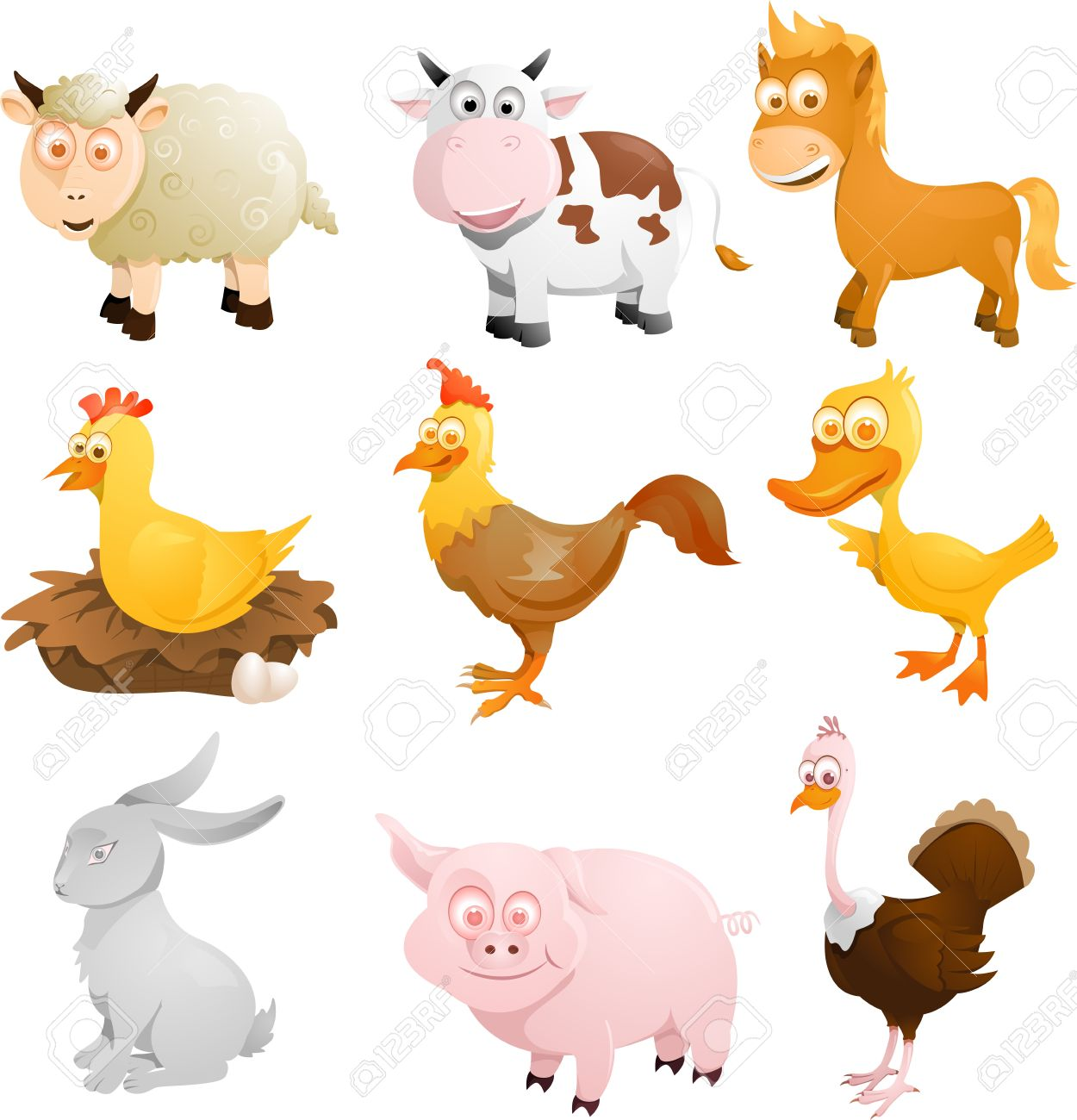 animal group clipart - photo #8