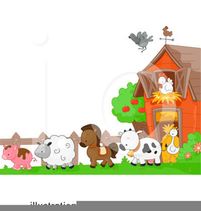 Farm Animal Clipart Free.