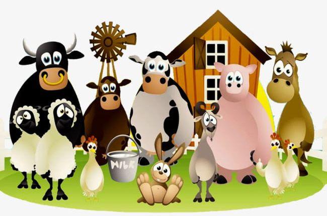 Farm Animals PNG, Clipart, Animal, Animal Farm, Animals, Animals.