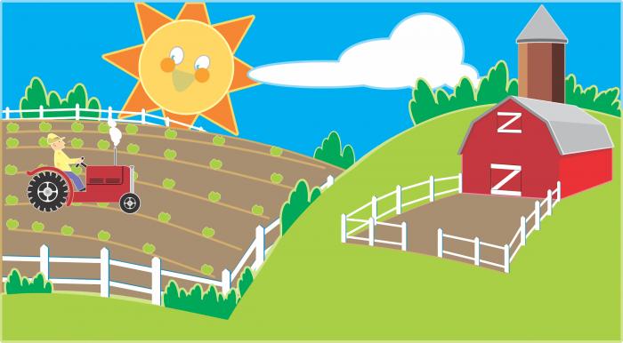 Farm Clipart Png Vector, Clipart, PSD.