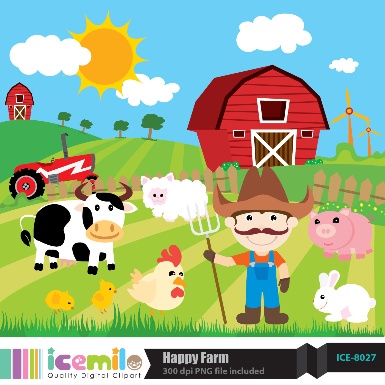 To farm clipart - Clipground
