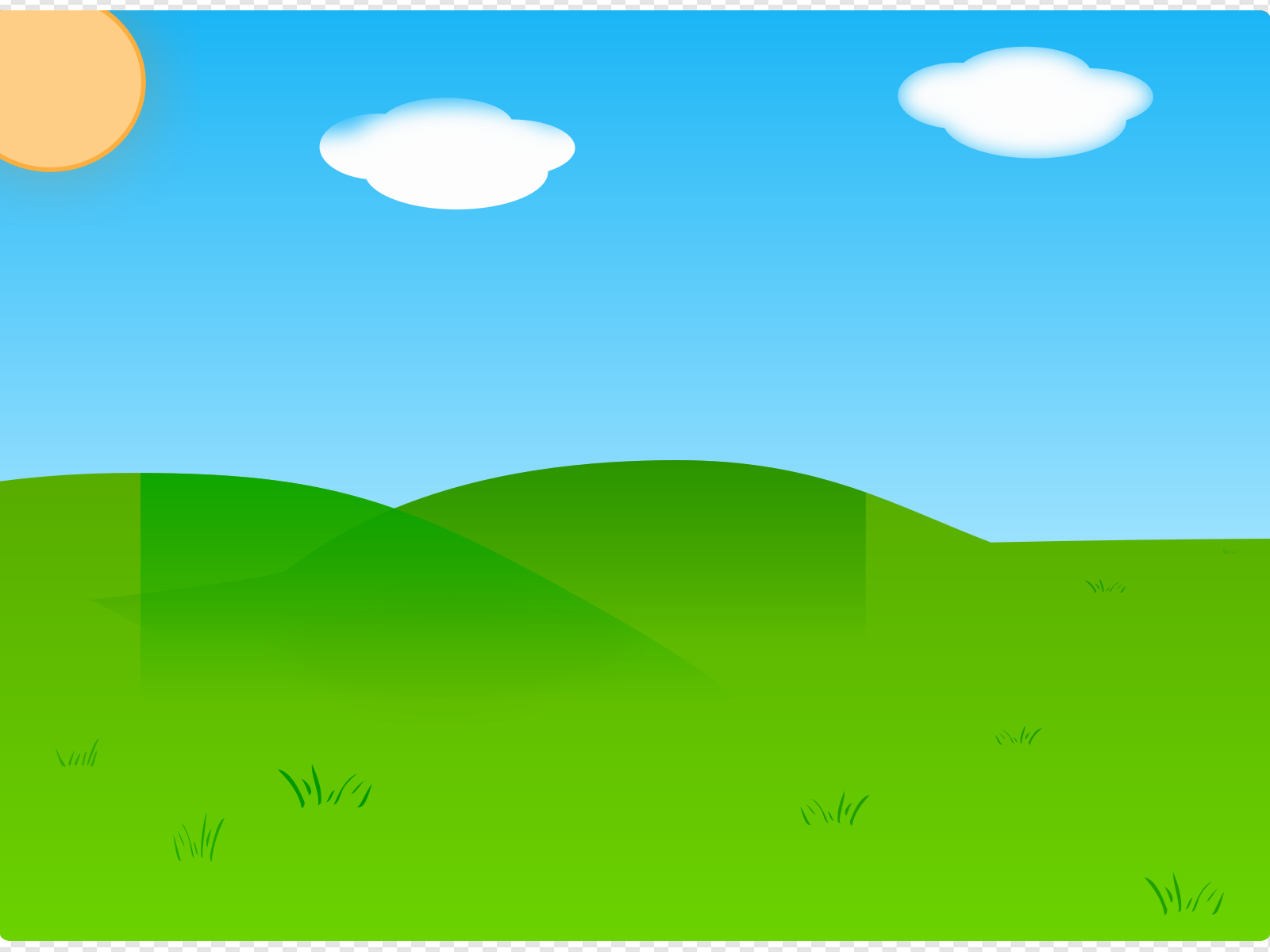 Plain Farm Background Clip art, Icon and SVG.