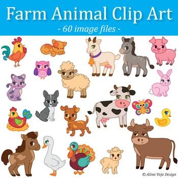 Farm animal clipart for teachers 4 » Clipart Portal.