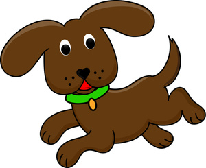 Free Dogs Clip Art Image.