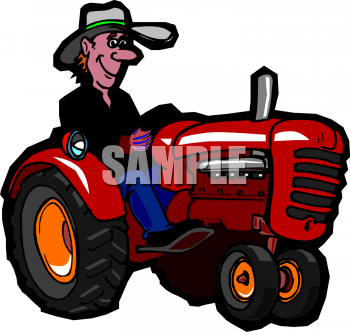 Farm Equipment Clipart.