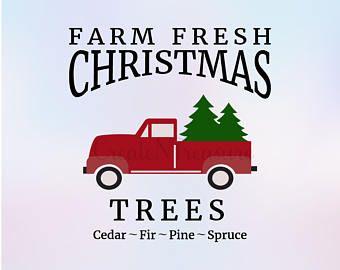 Farm Clipart christmas.