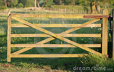 Old Farm Gate Stock Photos, Images, & Pictures.