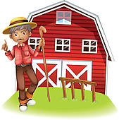 Farmhouse Clipart Illustrations. 1,687 farmhouse clip art vector.