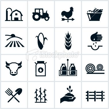 Agriculture clipart icon, Agriculture icon Transparent FREE.