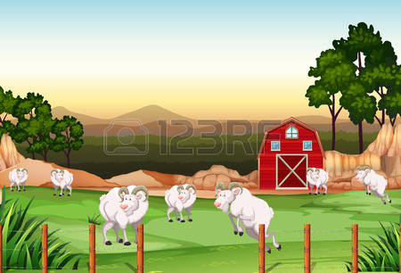 10,825 Farm Land Cliparts, Stock Vector And Royalty Free Farm Land.