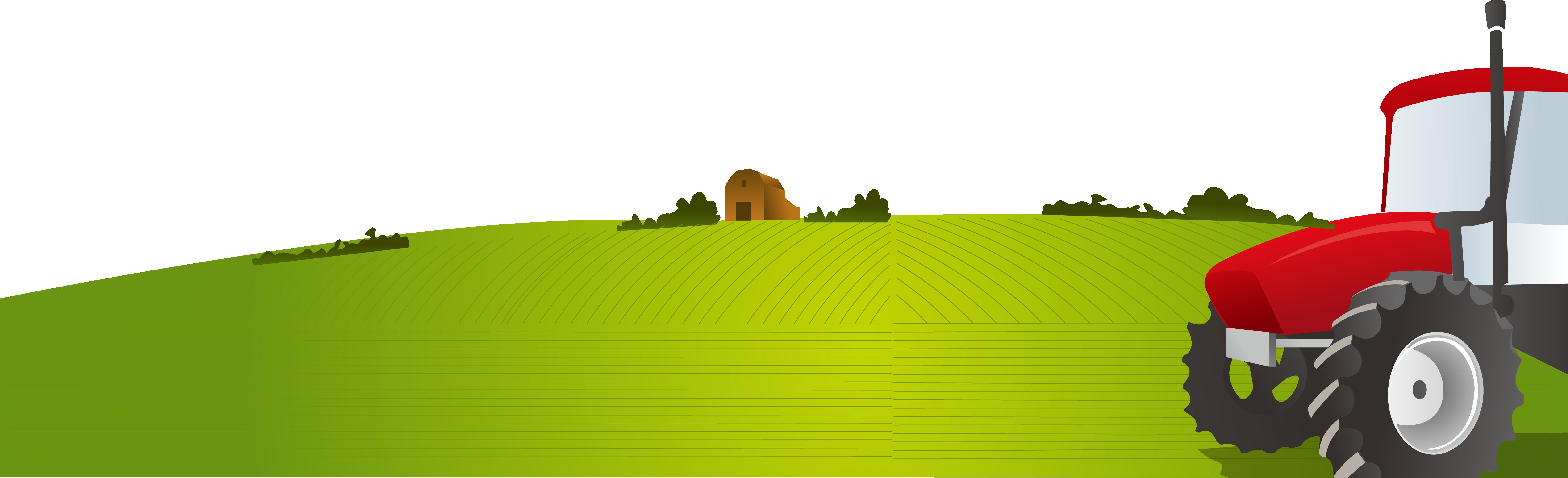 Farm Landscape Agriculture.