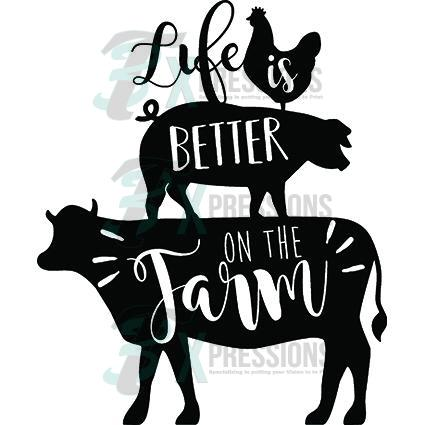 Farm Life.