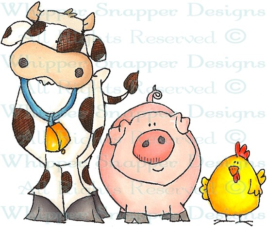 26415 Animals free clipart.