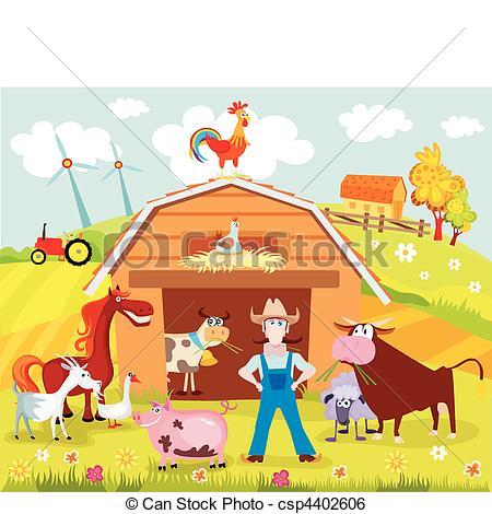 Farm Illustrations and Stock Art. 127,627 Farm illustration and.