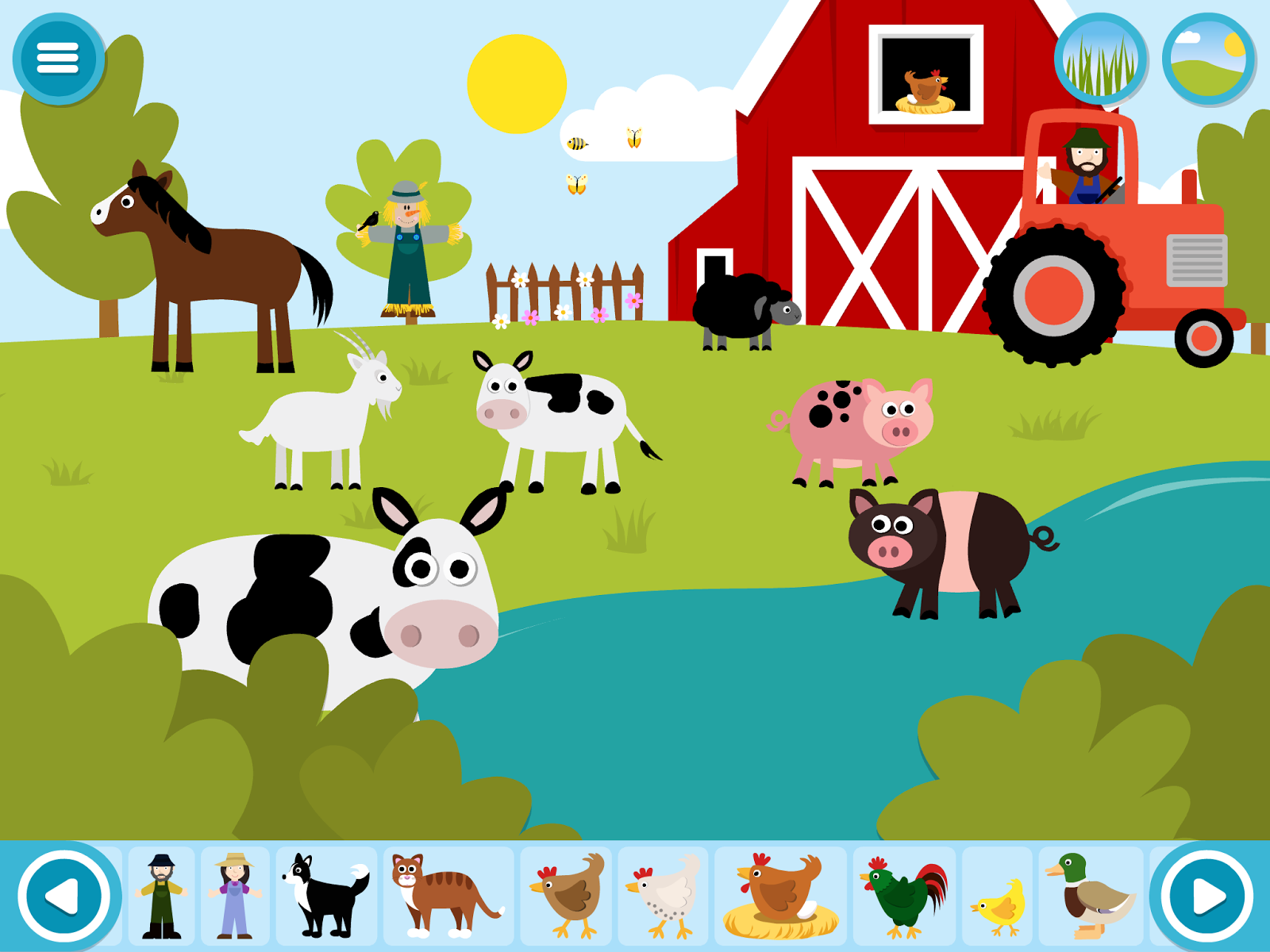 Farm scene clipart 20 free Cliparts | Download images on ...Farm Scene Clip Art Pictures