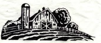 Image result for farm scene clipart.