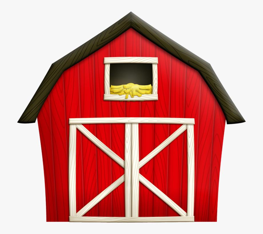 Barn Clipart Farm Shed.