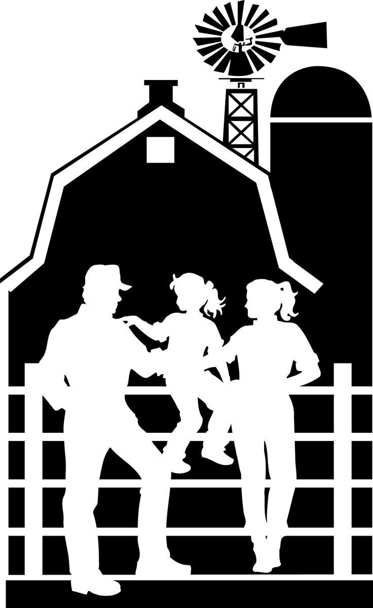 Free Farmer Silhouette Cliparts, Download Free Clip Art.