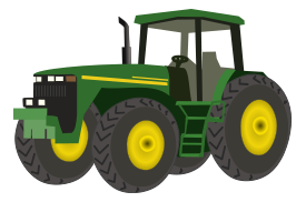 Download Free Tractor John Deere Vectors.
