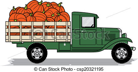 Old Truck Clipart Clipground