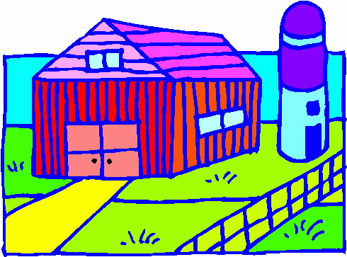 Vector Farm Animals Clip Art Yard Pictures