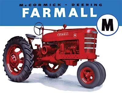 Farmall m.