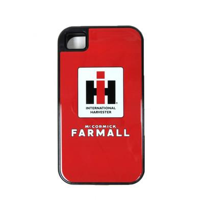 iPhone 4 Case with IH Farmall Logo.