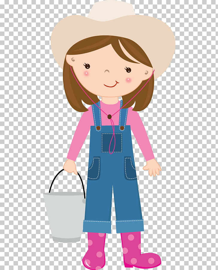 Farmer Woman , woman PNG clipart.