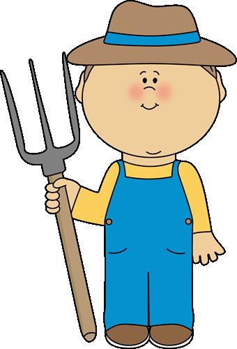 Farmer boy from MyCuteGraphics.