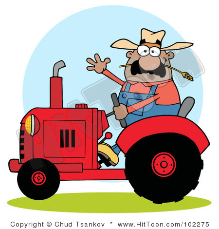 Farmer Clipart For Kids.