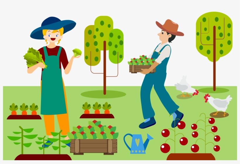 Farming Png.