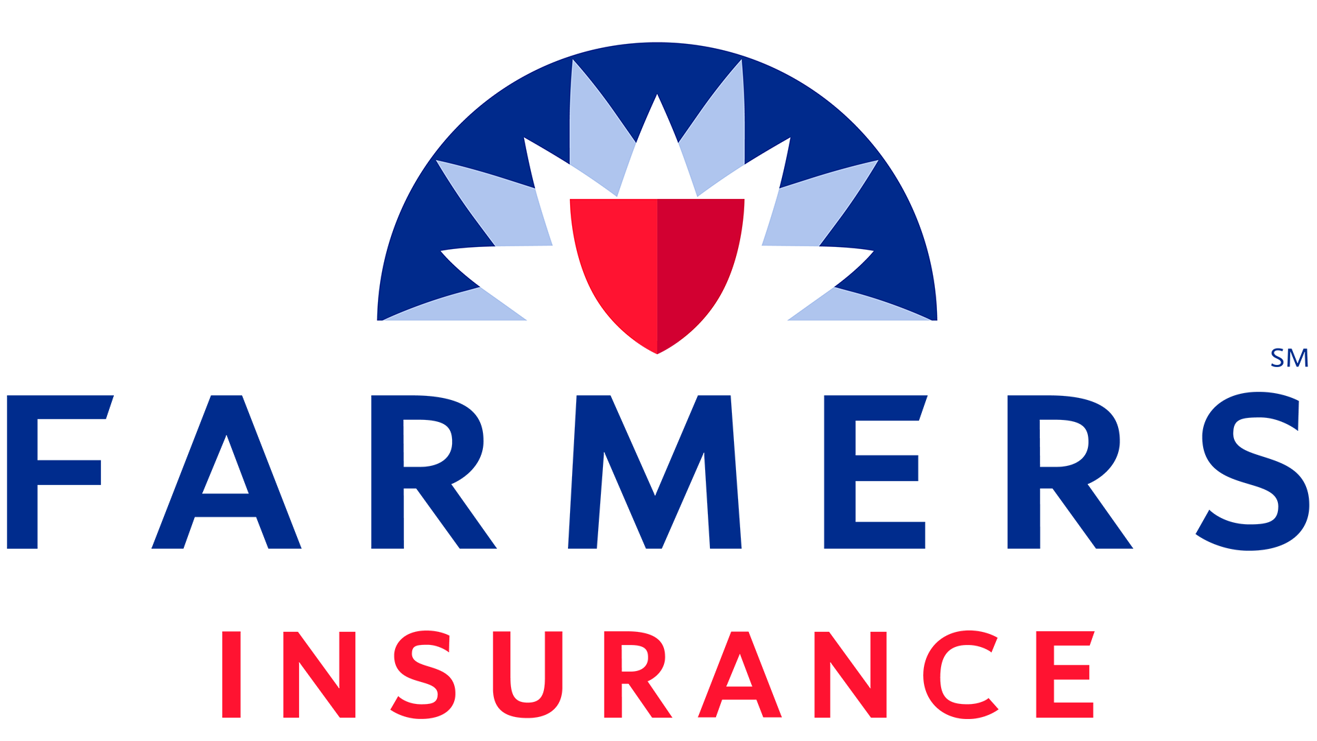 Farmers insurance logo.