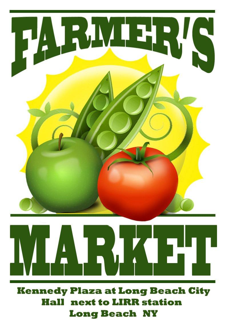 Farmers Market Clipart.