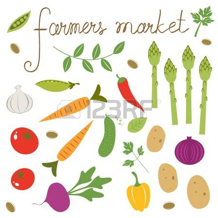 7,820 Farmers Market Stock Vector Illustration And Royalty Free.