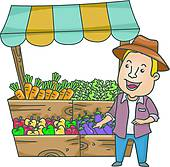 Farmers market Clip Art Royalty Free. 15,143 farmers market.
