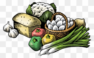 Free PNG Vegetable Market Clip Art Download.