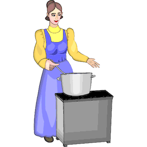 Farmer's Wife clipart, cliparts of Farmer's Wife free download.