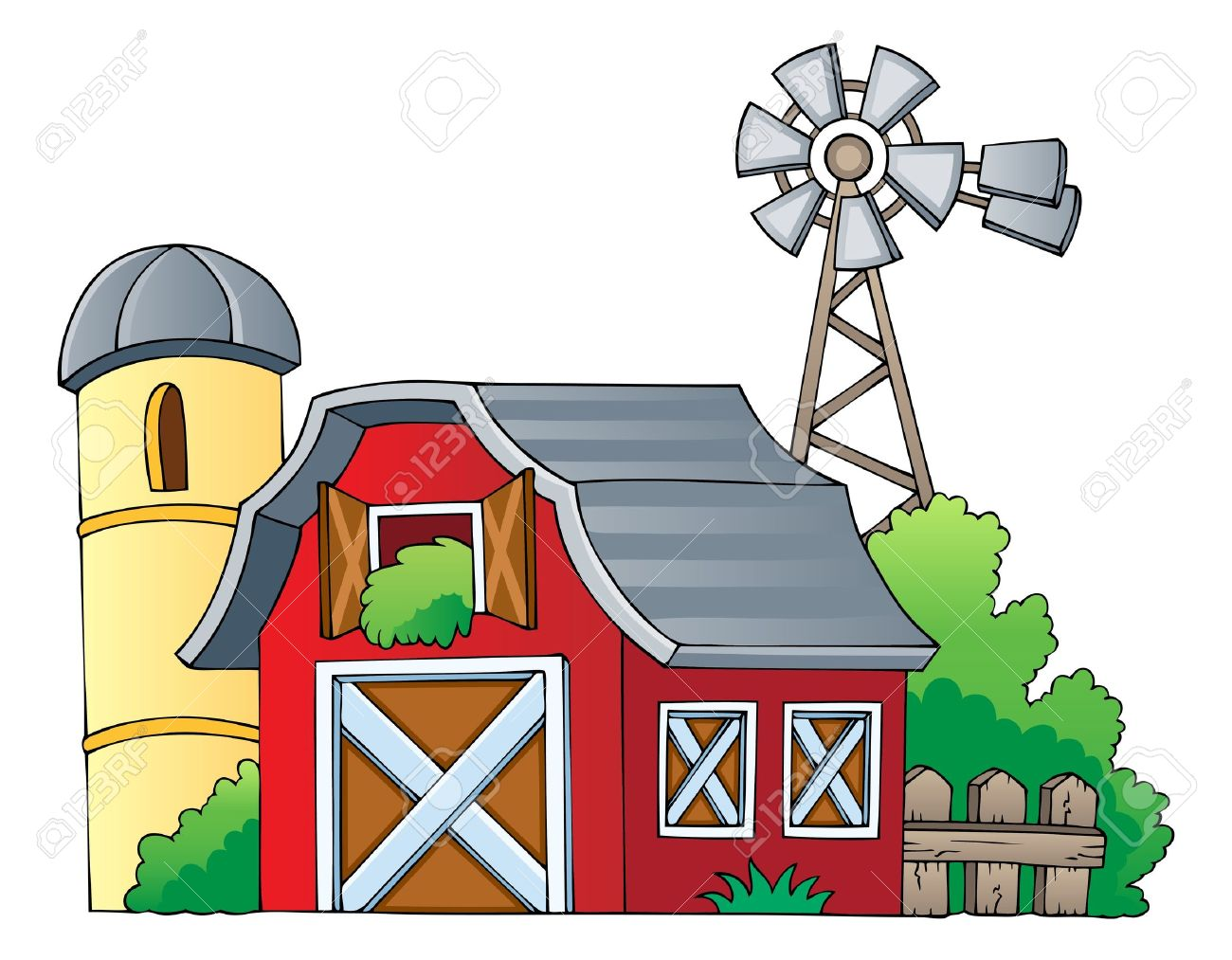 Farm Theme Image 1.