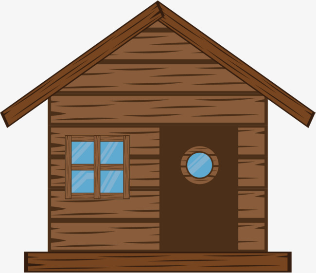 Download Free png cartoon house, Farmhouse, For.